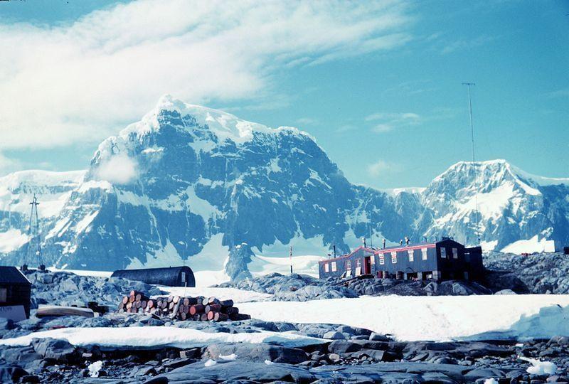 antarktika postanesi