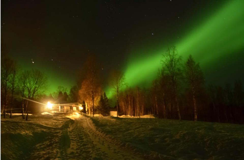 ışık kırılması kuzey
