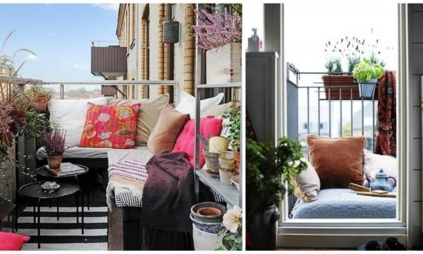 balkon evler