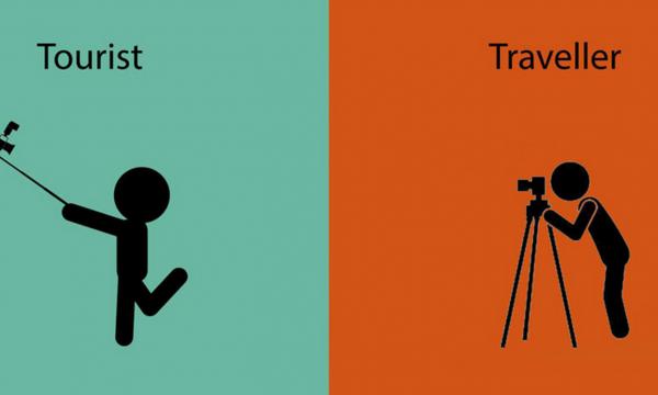 turist ile gezgin arasındaki farklar