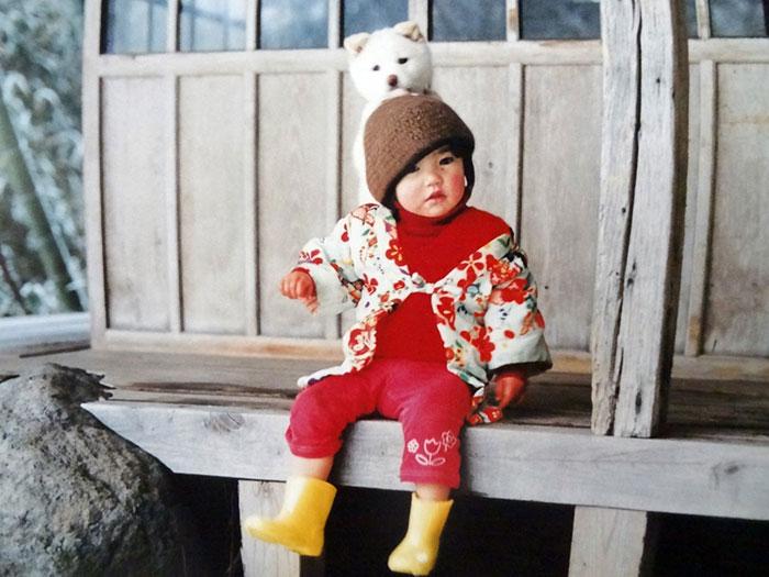 4 yaşındaki japon gezgin13