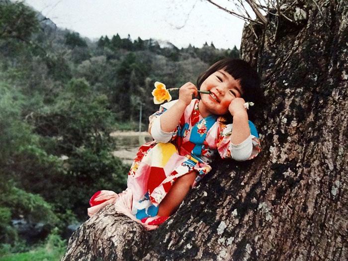 4 yaşındaki japon gezgin15