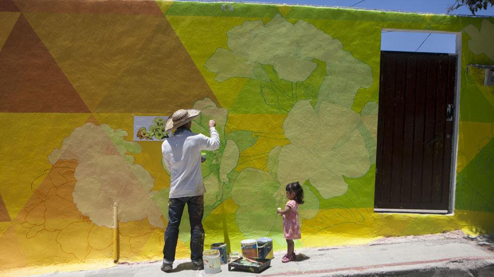 meksika eski mahkumlar grafitti 5
