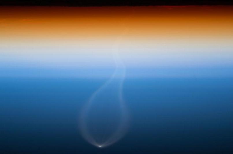 Scott Kelly uzay fotoğrafları 2