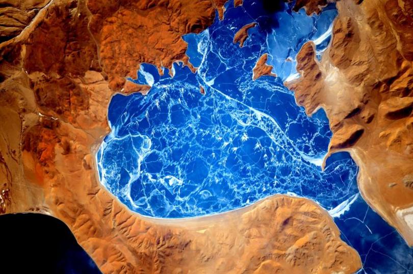 Scott Kelly uzay fotoğrafları 8