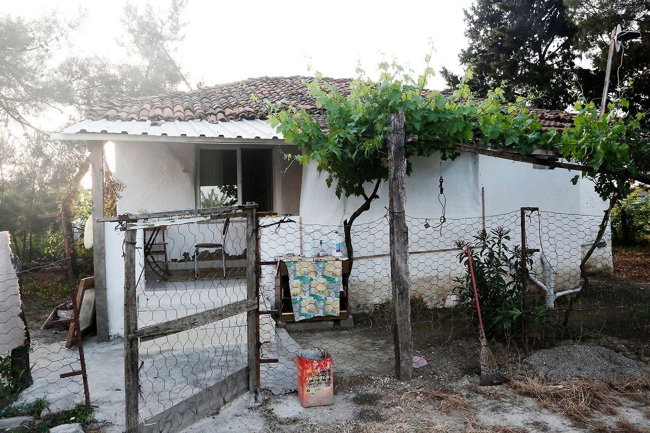 karaçalılık köyü 2