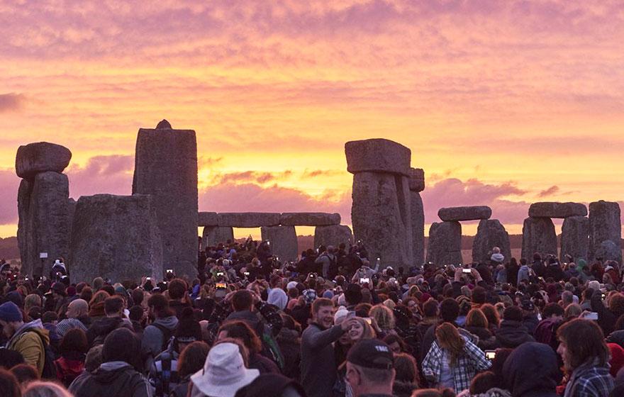 stonehenge ingiltere 2