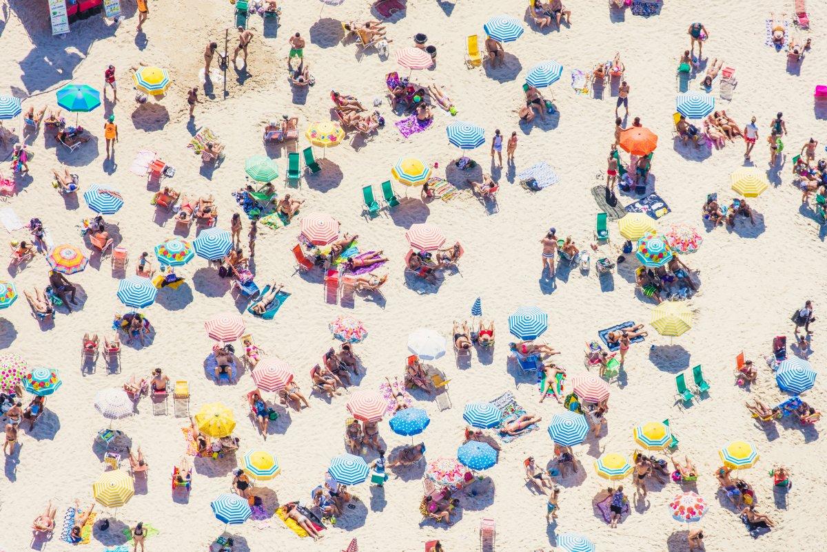 havadan çekimlerle plajlar 10