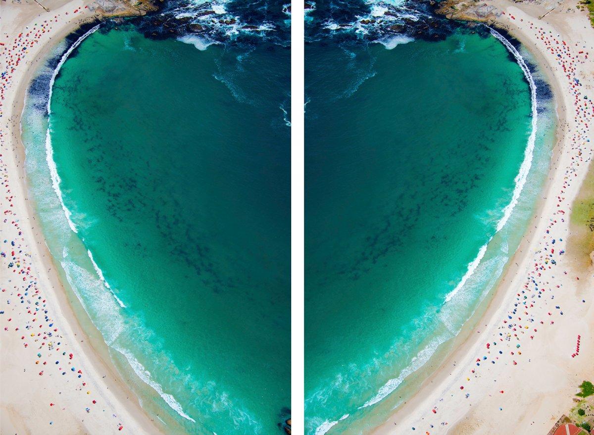 havadan çekimlerle plajlar 2