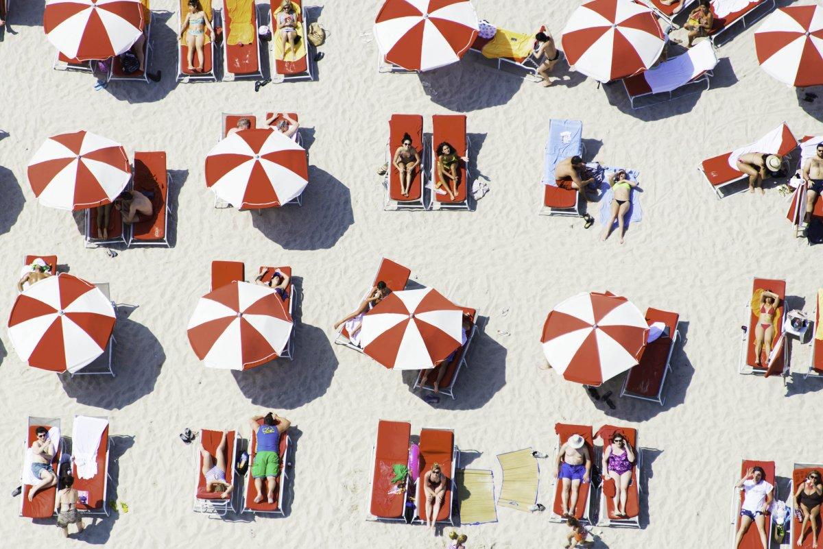 havadan çekimlerle plajlar 4
