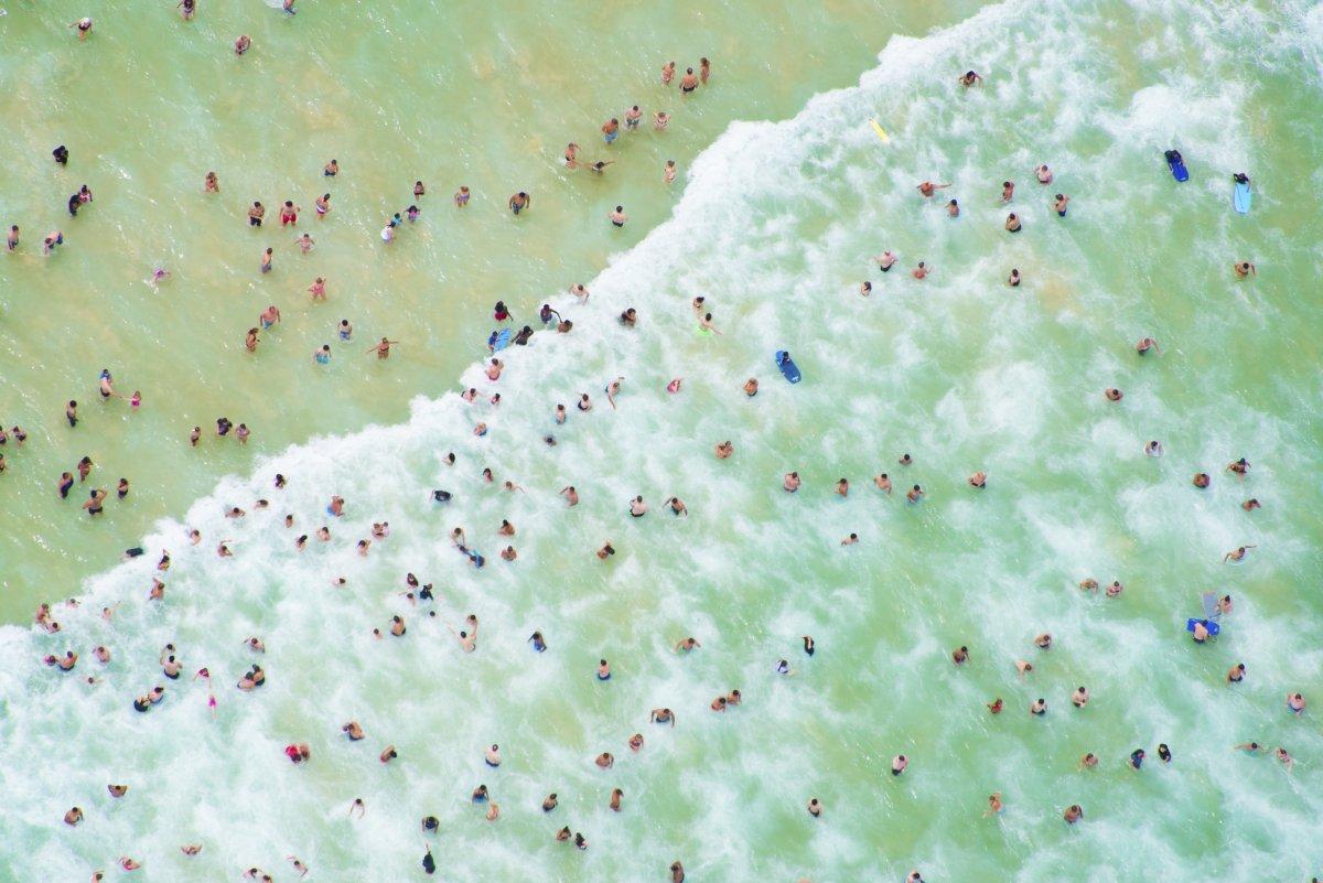 havadan çekimlerle plajlar 5