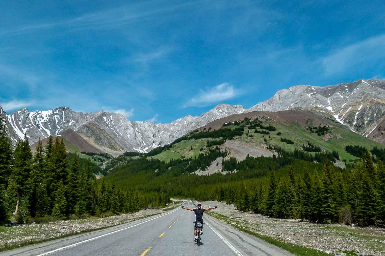 kanada dünyanın en uzun bisiklet yolu 2